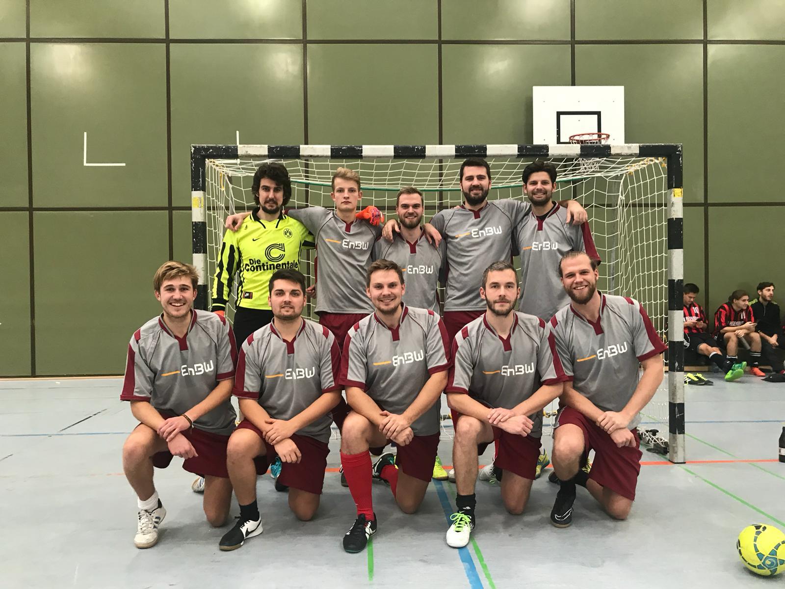 """Platz 4: KU-Team überzeugt bei der """"Bayerischen"""""""