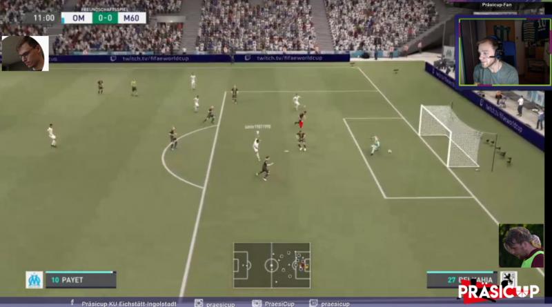 Titelverteidigung nach Golden Goal! Eisenacher gewinnt seinen zweiten virtuellen Präsicup